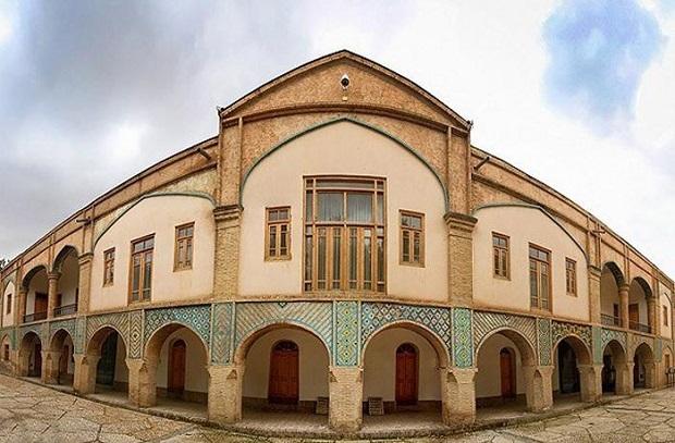 موزه باستان شناسی عمارت مفخم بجنورد تجهیز می شود