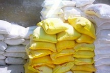 چهار تُن آرد غیر استاندارد در دیواندره کشف و جمع آوری شد