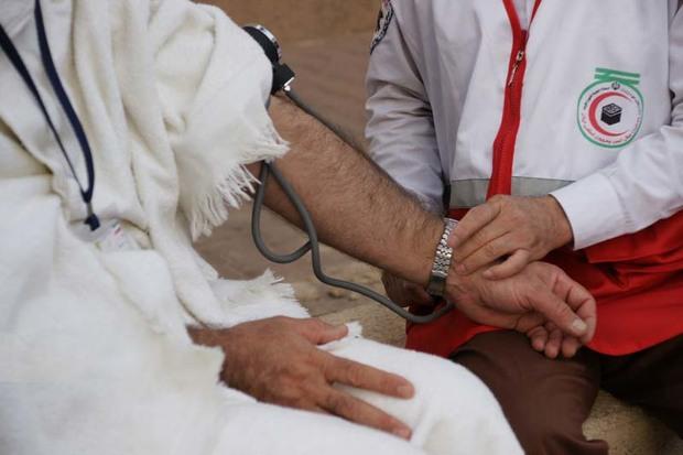 معاینات زائران حج تمتع قزوین در حال انجام است