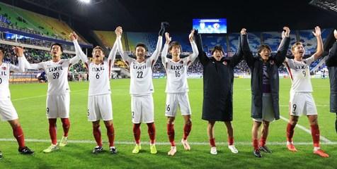 تست دوپینگ از دو بازیکن کاشیما گرفته شد
