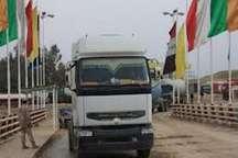 تداوم توقف صادرات کالا از مرز رسمی پرویزخان
