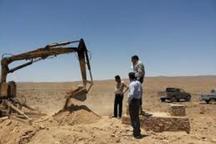 یزدی ها در شناسایی چاه های غیرمجاز آب همکاری کنند