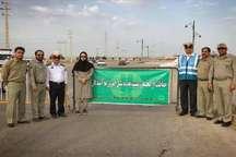 20 هزار کیسه زباله در استان بوشهر توزیع شد