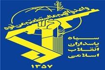 هلاکت یک نفر از عناصر ضد انقلاب در مرز چالدران