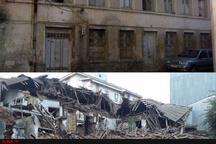انتقاد شهرداری منطقه 2  از ادارهکل میراث فرهنگی رشت