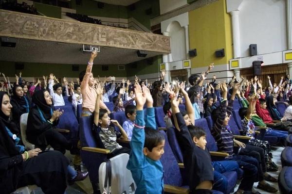 بزرگترین ویژه برنامه کودکان کار در اصفهان  برگزار شد