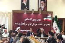 فرماندار لاهیجان : همه نگاه ها در جهان به انتخابات ایران است