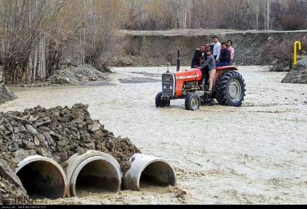 بسیج خراسان شمالی 6 تن خواربار در میان سیلزده ها توزیع کرد