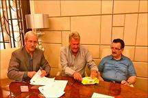 حضور پرابهام نصیرزاده در باشگاه تراکتورسازی  یک مدیرعامل برای دو باشگاه