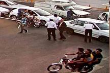 تصاویر موتورسواران مظنون به قتل طلبه مشهدى منتشر شد