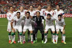 بازی ایران و بوسنی زیر باران