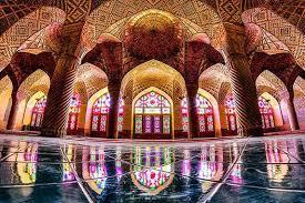 رنگ هایی که به نام ایران در جهان شناخته می شوند