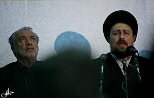 """سیدحسن خمینی: """"وحدت کلمه"""" و """"کلمه وحدت"""" رمز پیروزی و بقای انقلاب اسلامی است"""
