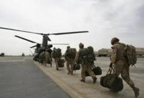 پایان مأموریت نیروهای ناتو پس از ۱۳ سال جنگ در افغانستان