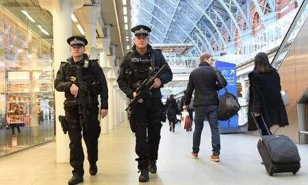 دولت انگلیس سطح هشدار  را 'شدید' اعلام کرد