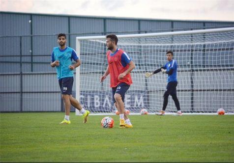 برگزاری آخرین تیم ریزه اسپور در ترکیه