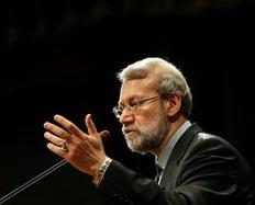 لاریجانی:نامه رهبری در مورد پرونده هسته ای راه را روشن کرد