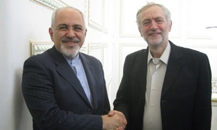 «کوربین» به توانایی ایران در برقراری صلح در خاورمیانه ایمان دارد
