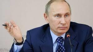 پوتین: تحریم روسیه سیاسی است