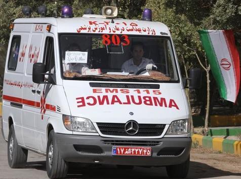 ۲ نفر از مصدومان سقوط بالگرد در تهران جان خود را از دست دادند