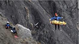 جست و جوی اجساد قربانیان سقوط هواپیمای جرمن وینگز متوقف شد
