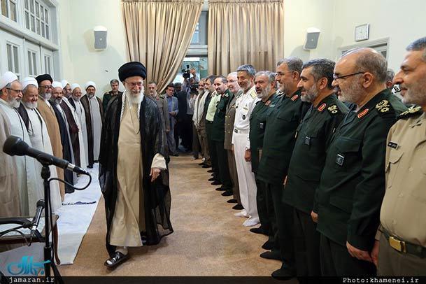 رهبر انقلاب: دستاوردهای ملت ایران در هشت سال دفاع مقدس، در مقابل هزینه ها، بسیار عظیم است
