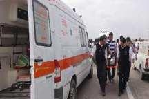تصادف رانندگی در محور لردگان به سمیرم منجر به مرگ غم انگیز پزشک شد