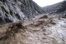 رودخانه های استان مرکزی سیلابی و خروشان است