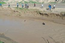 پسر 5 ساله گمیشانی در گرگانرود غرق شد
