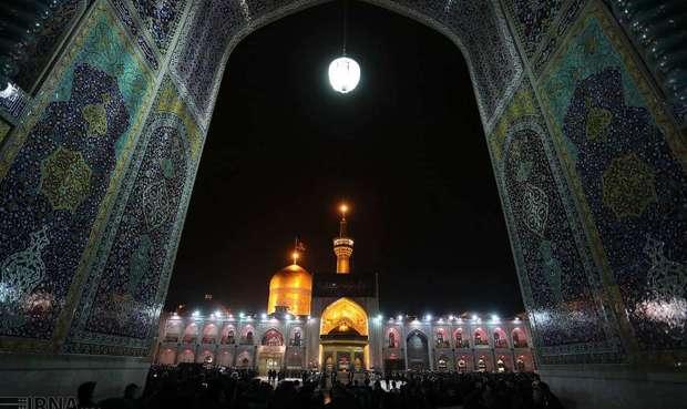 کرمانشاه در سوگ امام غریب