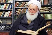 2 تن از مراجع تقلید رحلت آیت الله تهرانی را تسلیت گفتند