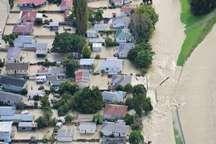 توفان دیبی درنیوزیلند سبب تخلیه هزاران تن شد