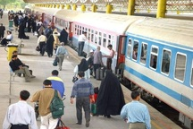 پیش بینی 2 واگن ذخیره مسافربری برای تعطیلات نوروزی در راه آهن شمال