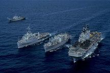 رزمایش دریایی پاکستان با مشارکت عربستان آغاز شد