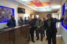 مرکز امداد مکانیزه گاز هریس افتتاح شد