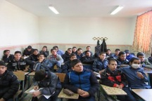 تراکم جمعیت دانش آموزی در کلاس ها رعایت شود