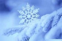 نخستین برف زمستانی مناطقی از خراسان رضوی را سپیدپوش کرد