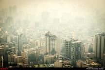 هوایتهران در شرایط ناسالم برای گروههایحساس شهر ری آلودهترین نقطه پایتخت