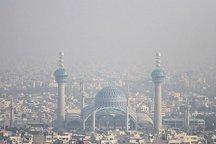 شرایط تشدید آلودگی هوای اصفهان تا اوایل هفته آینده مهیاست