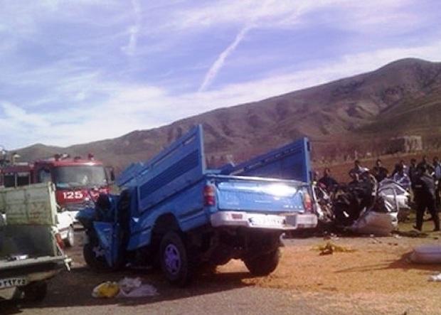 تلفات رانندگی در جاده های روستایی خراسان رضوی کاهش یافت