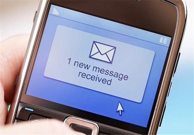 ارسال پیامکهای تبلیغاتی مزاحم نسبت به شش ماه قبل کمتر شدهاست/