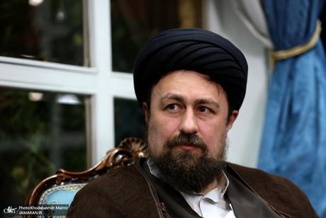 سید حسن خمینی: امام پرچمی است که با نگاه به او راه گم نمی شود/ قدرت دین در جمع میان دنیا و آخرت است/ هر جا دیدید این گونه نیست، آن قرائت از دین نادرست است