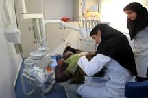 ارائه 50 هزار خدمت در  کلینیک سیار دندانپزشکی البرز