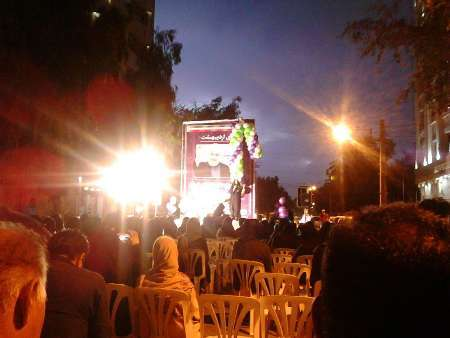 همایش زنان حامی روحانی با سخنرانی شهربانو امانی در اهواز
