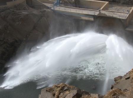 انتقال 2 میلیارد مترمکعب آب سدهای آذربایجان غربی به دریاچه ارومیه