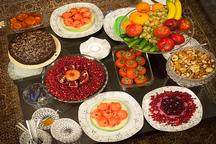 خوراکی های شب یلدا را با 15 درصد تخفیف بخرید