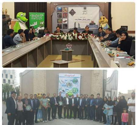 برگزاری همایش فوتبال و محیط زیست در زنجان