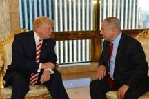 تکرار بدگویی های ترامپ علیه برجام و اتهام زنی به ایران/ اسرائیل در مذاکرات با فلسطینیان باید کمی انعطاف نشان دهد