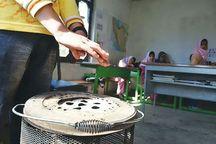۱۱۰۵ مدرسه در کهگیلویه و بویراحمد نیاز به سیستم گرمایشی استاندارد دارند