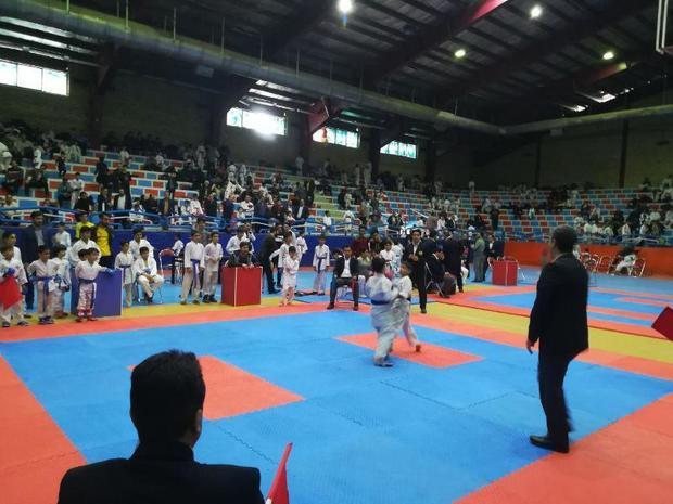 برترین کاراته کاران نونهال و نوجوان گیلان انتخاب شدند
